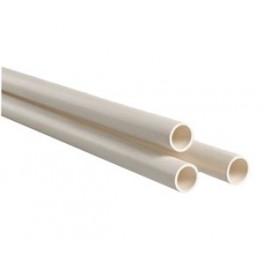 0000000041 Tuberia PVC abocinado 4 Pulg. C40 (unids. mts.)